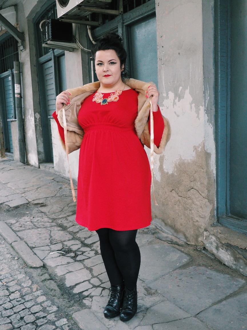 potargana dama moda plus size15