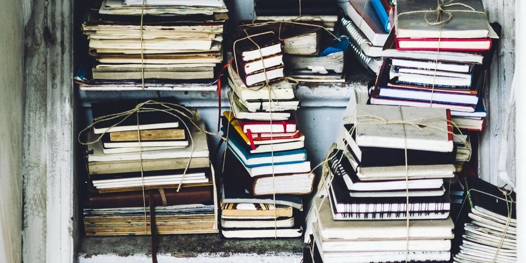 o blogowaniu - sterta pamiętników