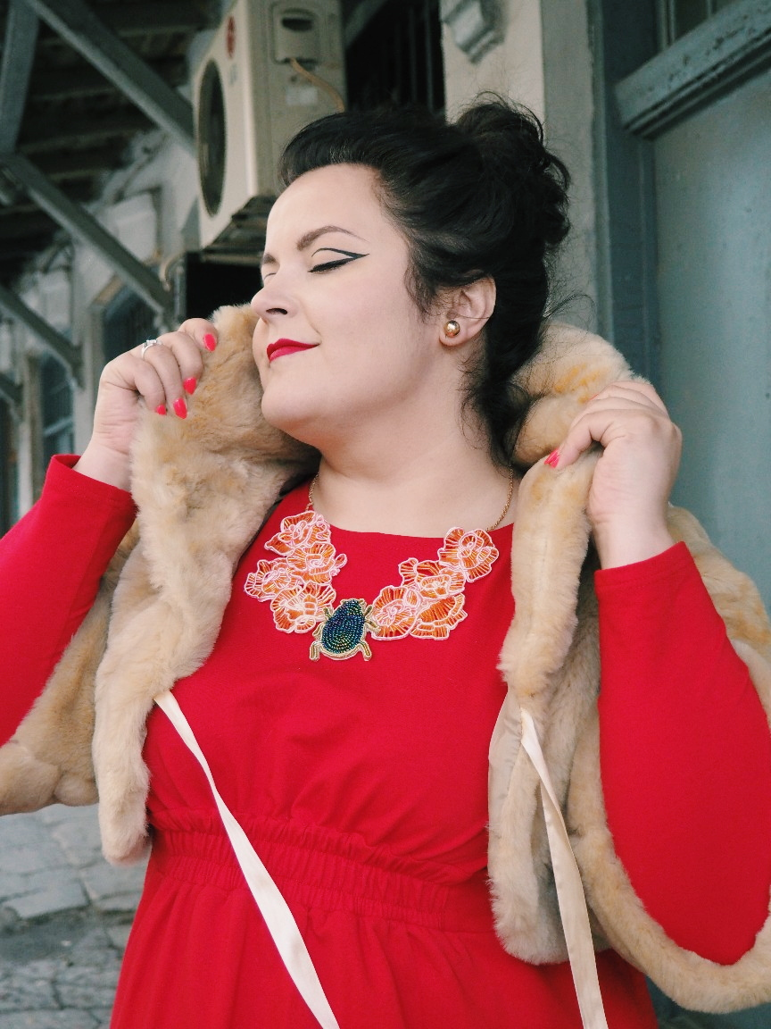 potargana dama moda plus size7