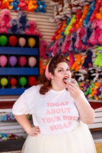 koszulka autorstwa Fat Mermaids